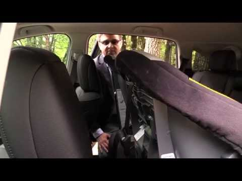 2014 Acura RDX Child Seat Review