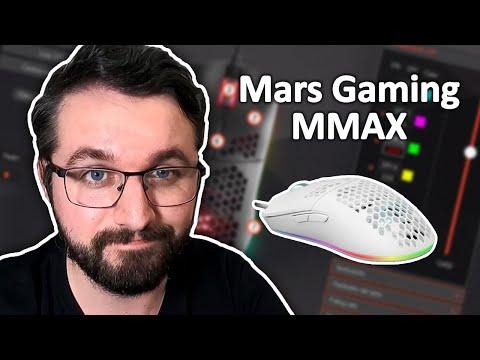 Mars Gaming MMAX