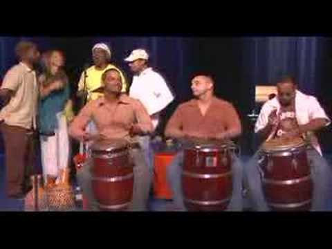 Bembe produced by Isla Percussion