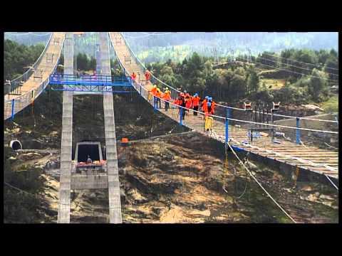 Statens vegvesen - Hardanger Bridge 2009-2013
