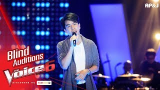 เนท - Autumn Leaves - Blind Auditions - The Voice Thailand 6 - 10 Dec 2017