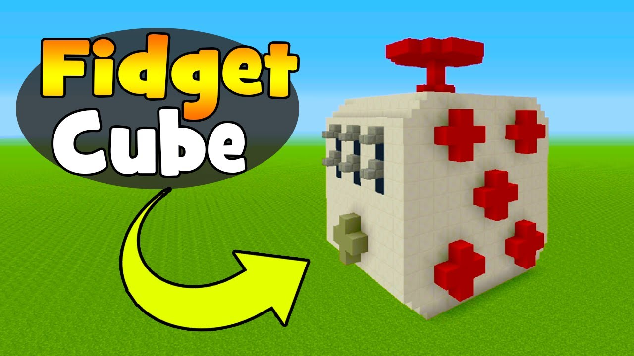 Minecraft: How to Build a Fidget Spinner House! - House ...