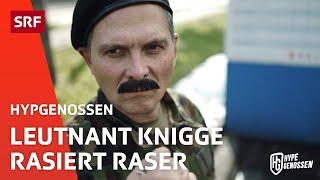 Hypegenossen – Leutnant Knigge knöpft sich Autorowdys vor