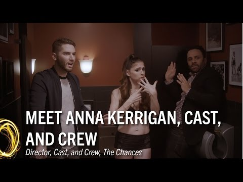 Meet the Artist '17: Anna Kerrigan, Cast, and Crew