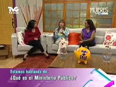 Qué es el Ministerio Público (METVC)