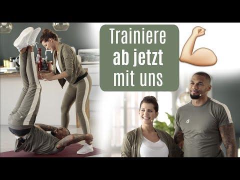 WERDE FIT MIT UNS – unsere Fitnessprogramme sind ab heute erhältlich