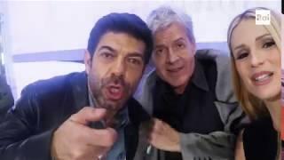 Un saluto speciale per gli amici di RaiPlay - Conferenza stampa - Festival di Sanremo 2018