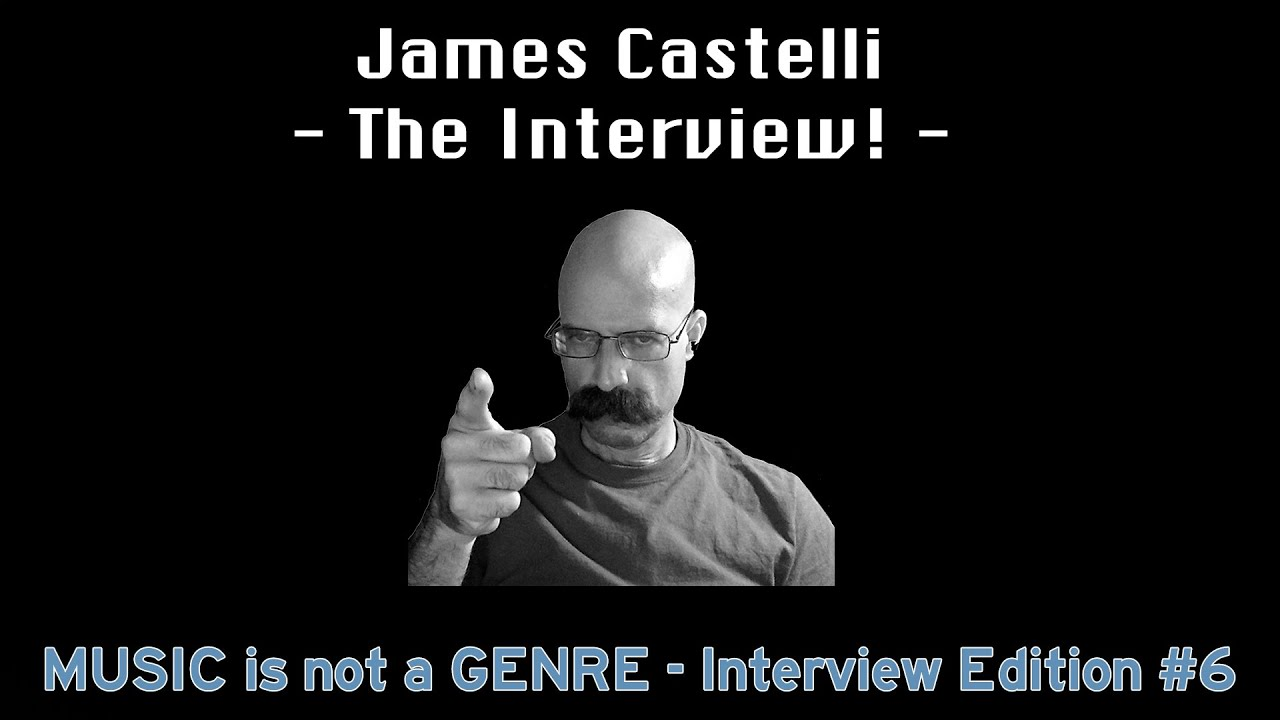 My interview with Renaissance Man James Castelli