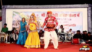Rajasthani DJ Dance Song | Mamta Vajpai LIVE | 'Jam Ke Nach Padi' VIDEO SONG | New Marwadi Song
