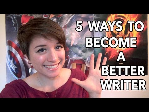 5 Ways to Become a Better Writer