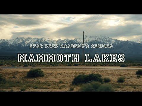 STAR Prep Academy's Seniors: Mammoth Lakes