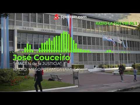 """IMAGEN de la JUSTICIA"", informe de José Couceiro"
