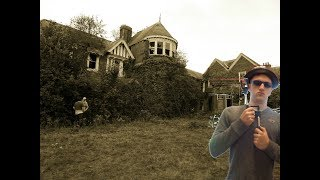 Exploring Haunted Abandoned School: Possible Ghost Laughing!!!!?