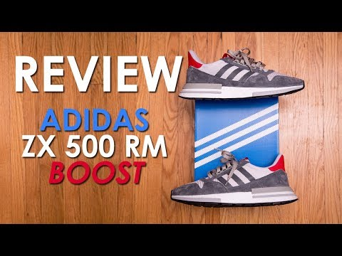 an-iniki-i-5923-v2?-||-adidas-zx-500-rm-boost-review-and-on-feet
