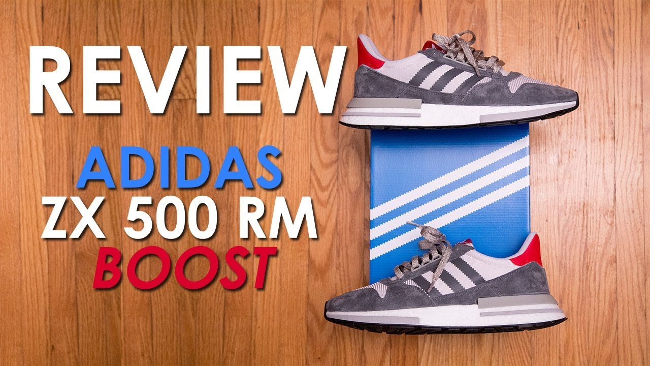 76e2703048720 adidas ZX 500 RM Boost Review and On Feet