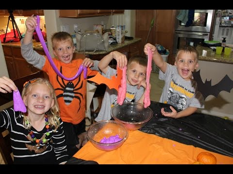 24 Hours With 5 Kids on Halloween