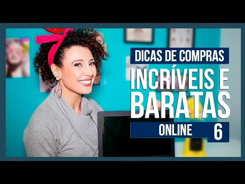 c59f015be Compras Baratas Online 6 - Sites Confiáveis - YouTube