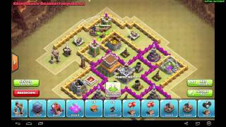 Clash of Clans RTH8 Cw Base | [Android/PC/IOS] [HD] | Feuerwehr Development