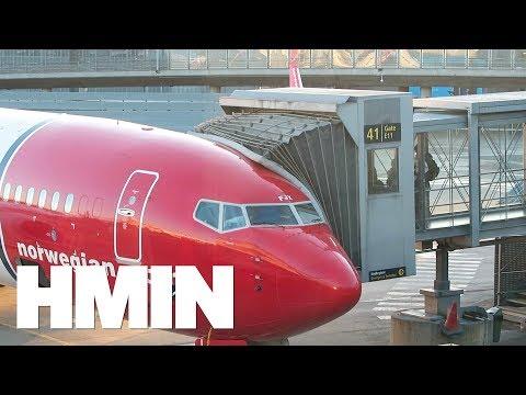 【北欧LCC王者】ノルウェー・エアシャトル vs ライアンエアー / Cheap Flights with Norwegian vs Ryanair, Low-Cost Airline【格安航空会社】