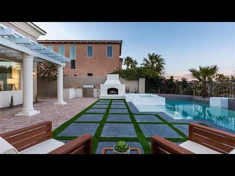 Las Vegas Investor Flips a $1.3M Homes. 3085 Sqft, 3 Bed, Den, 4 Bath, 3 CR, Pool, Golf, Armed Guard