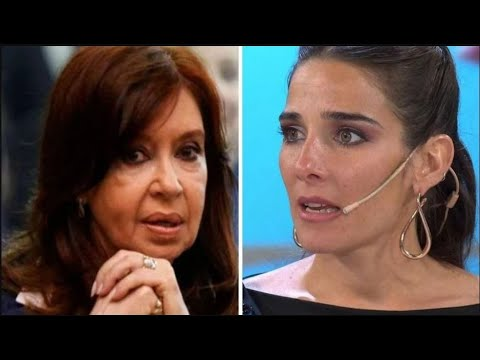 Juanita Viale y su temor ante Cristina Fernández de Kirchner