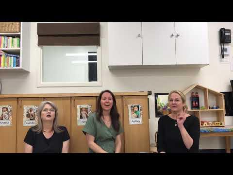 """Montessori Community Song"""