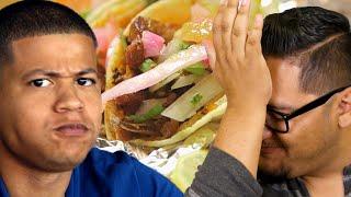 Street Tacos vs. Korean BBQ Tacos