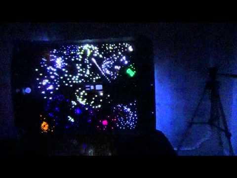 звездное небо  видео инструкция #3 подписаться не забываем!