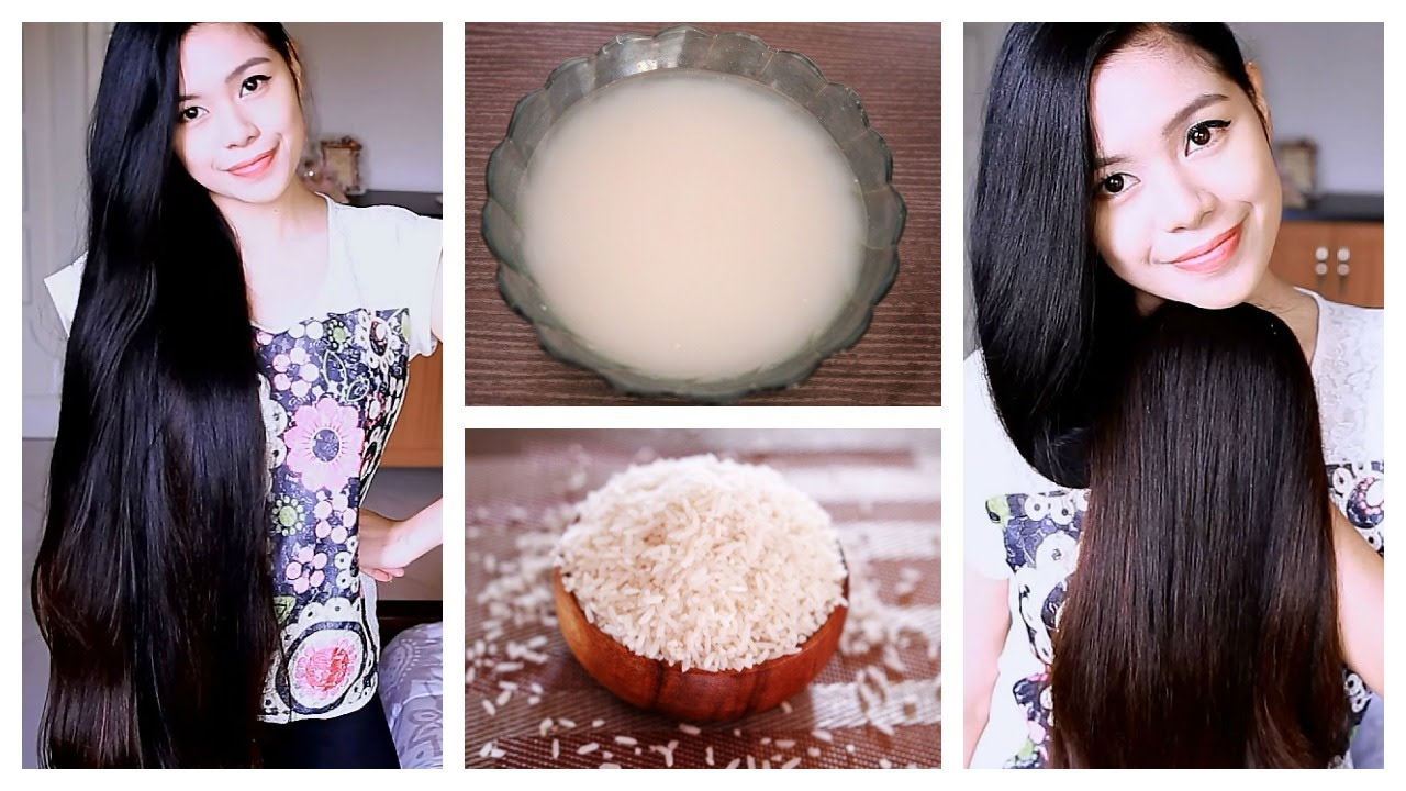 DIY Rice Water For Repairing Damaged Hair And Get Silky Hair-Beautyklove -  YouTube cc2532758a