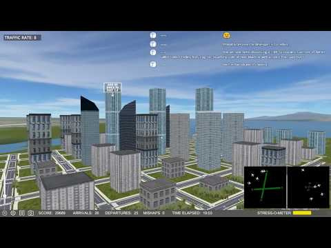 YOUTUBE STREAM-Building Traffic at Vancouver Harbor