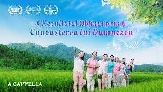 """Muzică creștină """"Rezultatul obținut prin cunoașterea lui Dumnezeu"""" (A Cappella, Musical MV)"""