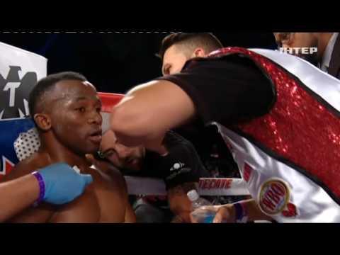 Александр Усик - Табисо Мчуну. Бой за титул WBO. 18.12.2016