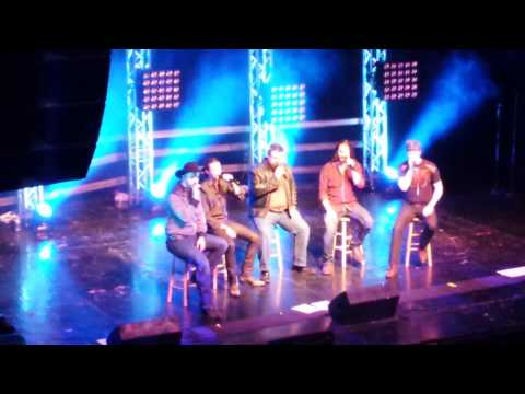 "Home Free ""Colder Weather"" Live at the Rialto"