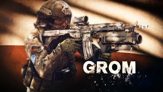 Polish special forces - GROM - 2015 |  HD