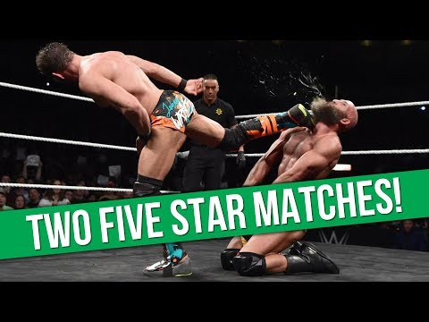 TWO WWE Matches Awarded 5 Stars! | Rusev Set For Release?