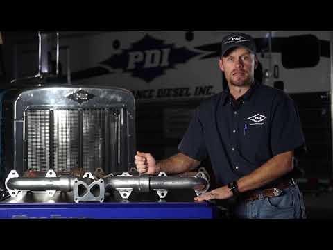 PDI Big Boss Exhaust Manifold