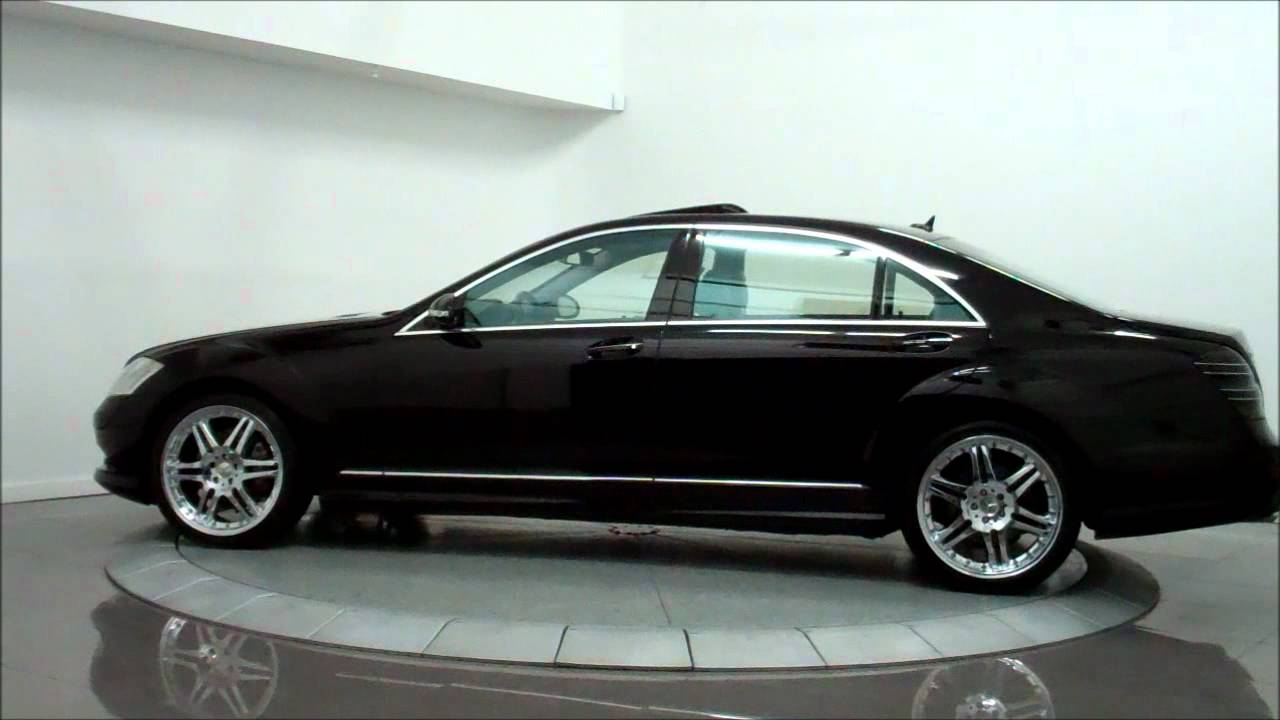 2008 mercedes benz s550 4matic amg sport youtube for Mercedes benz 2008 s550