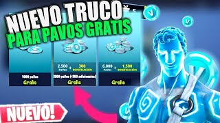 BUG / TIP - HOW TO GET PAVos FREE - 2019 - FORTNITE - WORKS - PS4 XBOX ONE AND PC
