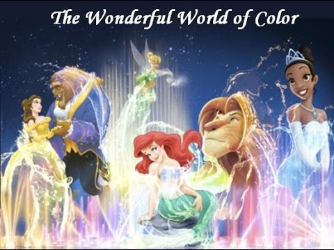 World of Color Music Video