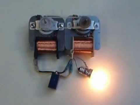 Overunity Free Energy Motor - Generator - YouTube