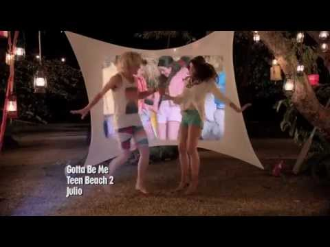 Teen Beach 2 - Gotta Be Me (Video Oficial)