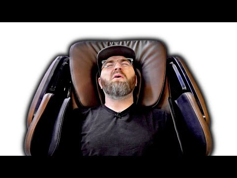 Thumbnail: Unboxing The $5000 Massage Chair...