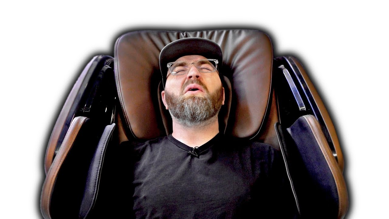 Massage Therapist Chair Unboxing The 5000 Massage Chair