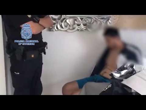 Libera a una persona secuestrada en Marbella