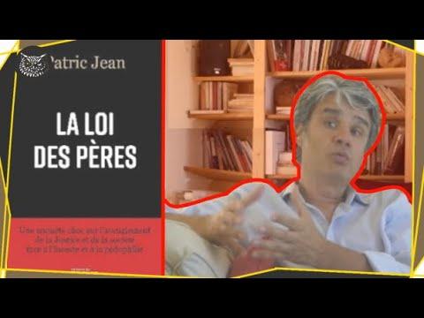 Masculinisme et pédocriminalité : Patric Jean dénonce la