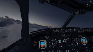 [FSX] KSEA-KAUS // Alaska 737-800 (Full Flight)