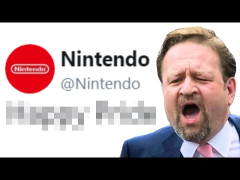 The Fake Nintendo Tweet That Tricked A US Politician
