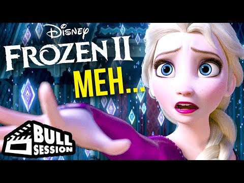 Frozen 2 (2019) | Movie Review - Bull Session