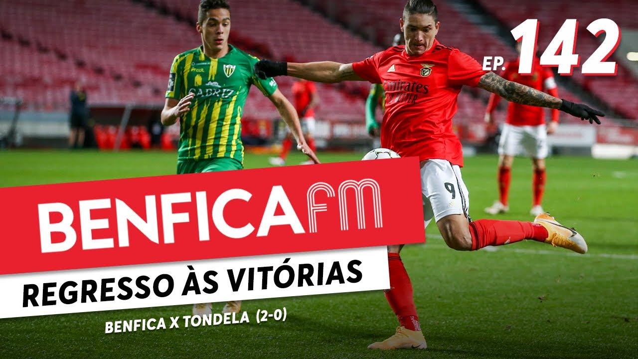 Benfica FM #142 - Benfica x Tondela (2-0)