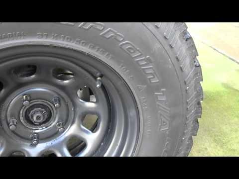 BFG KO tire review 35k